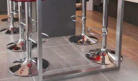 Création de mobilier en inox à Lavaur