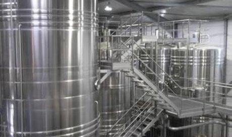 Structure métallique Industrielà Lavaur
