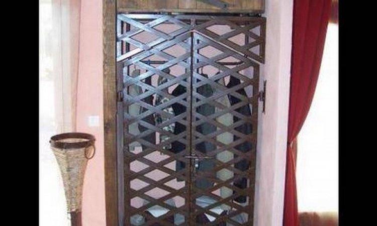 ferronnerie porte d'armoireà Lavaur