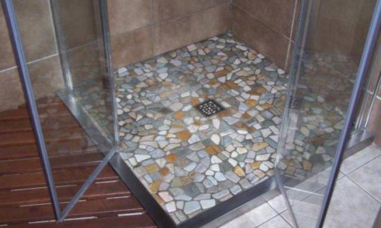 Structure métallique inox salle de bainà Lavaur