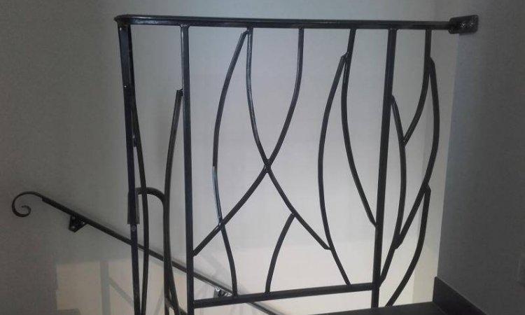 Structure métallique garde corpsà Lavaur